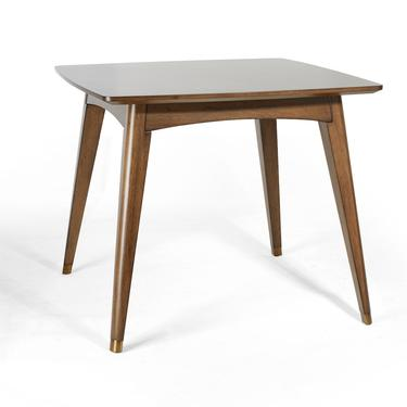Walnut Mid Century Dining Table, Mini Dining Table, Small Dining Table  - Bella Collection - Ekais by Ekais