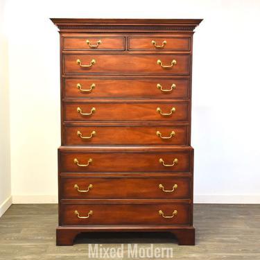 Ralph Lauren Cherry Dresser Chest by mixedmodern1