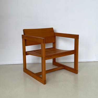 1960s Trybo Series Chair by Edvin Helseth