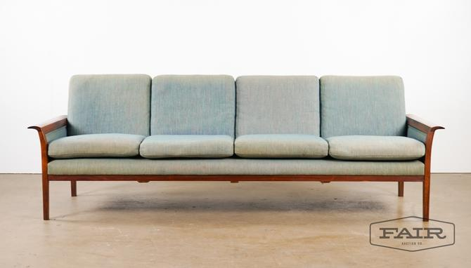 Rosewood Sofa - Hans Olsen for Vatne of Norway