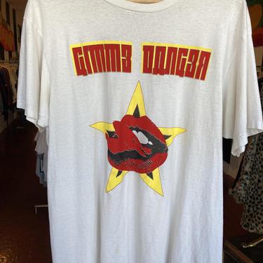 Russian Gimme Danger t-shirt L by GimmeDangerLA