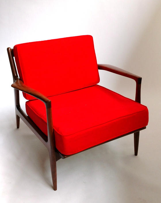 Danish IBK Lounge Chair by ModernMixPlus