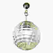 Venini Murano Glass Pendant, Italy, 1940s