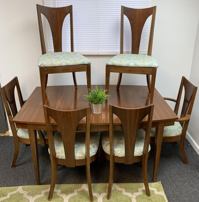 Mid Century Modern Dining Set ( free nyc delivery