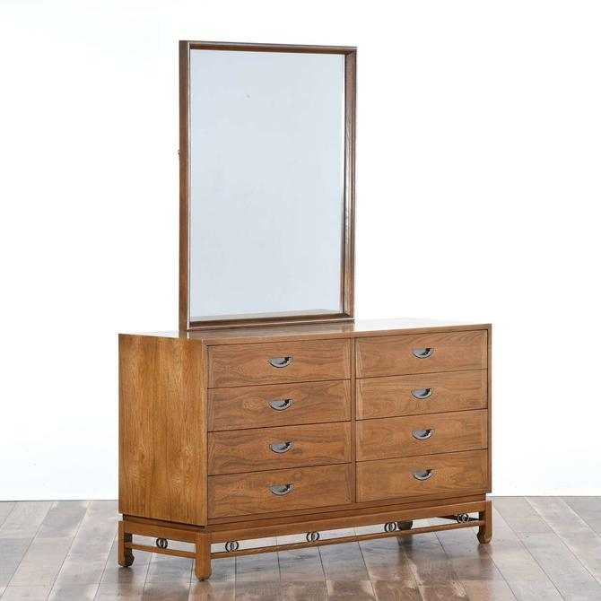 American Of Martinsville Asian Campaign Style Dresser