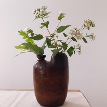 SAMPLE SALE // Lume Vase // handmade ceramic pottery by mammothandminnow