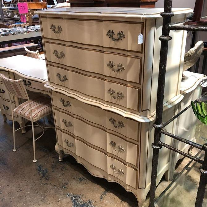 Faux French Dresser $495