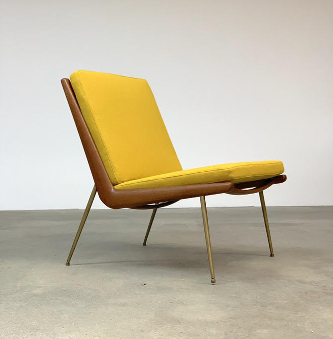 Peter Hvidt Boomerang Chair by France & Son by midcenTree