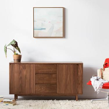 Hayward Credenza - Mid Century - Available in other woods by HedgeHouse