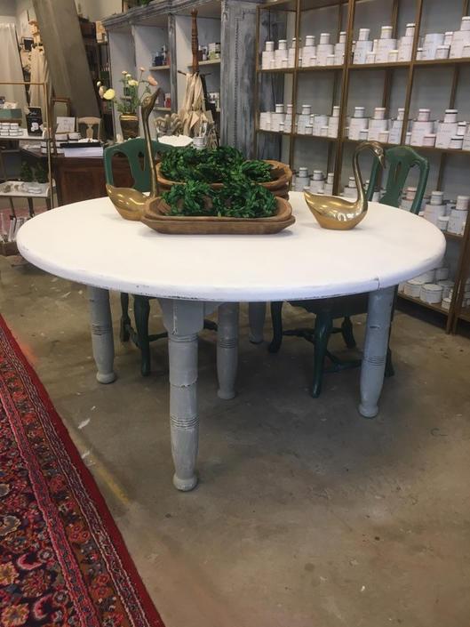 Priscilla- Round Table by StylishPatina