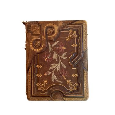Antique Photo Album For Supply by FunkyRelic