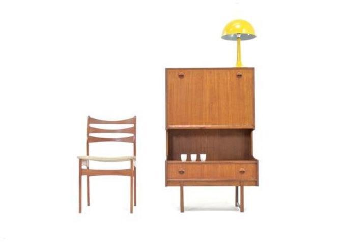 Mid Century Display Cabinet/Bookcase by Turnidge by SputnikFurnitureLLC