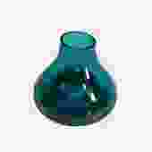 Blue Glass Vase