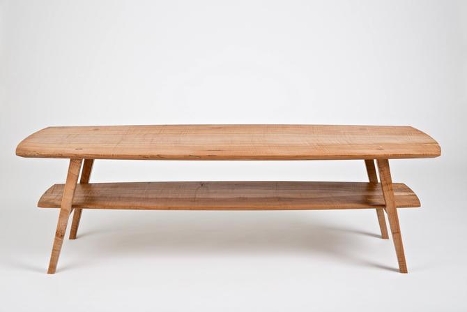 Mid Century Modern Coffee Table by BeautyBreadWoodshop