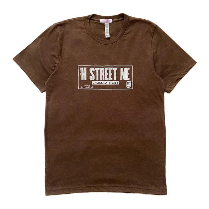 H STREET NE -
