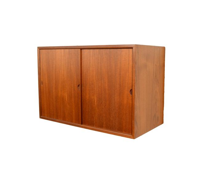 Wall Cabinet by Cado Royal System Danish Modern by HearthsideHome