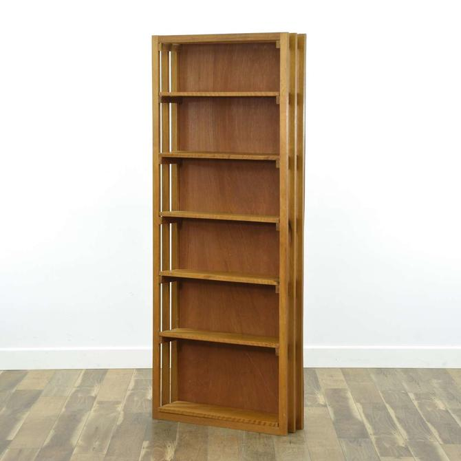 Craftsman Style Tall Bookcase