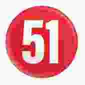 No. 51 Pin