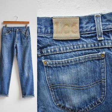 Vintage Lee Jeans 29x31 by milkandice