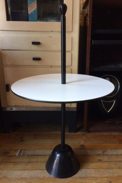 Servomuto Table Designed 1974 by Achille Castiglioni Produced byZanotta