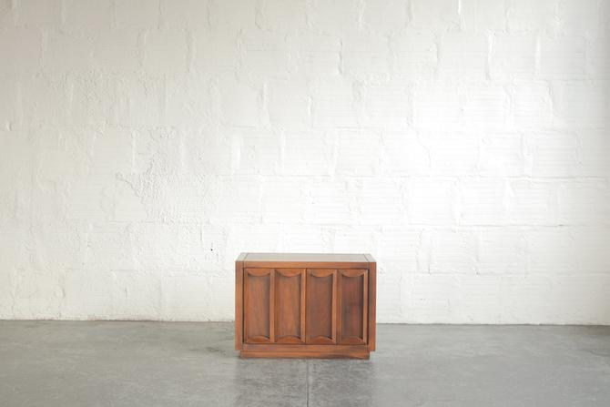 MCM Side Table and Cabinet
