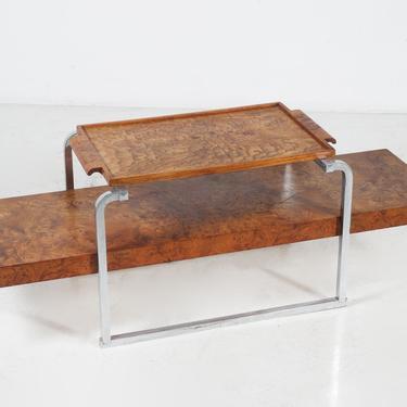 Burl Coffee Table by BetsuStudio