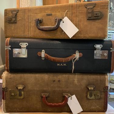 Vintage Suitcase, multiple styles