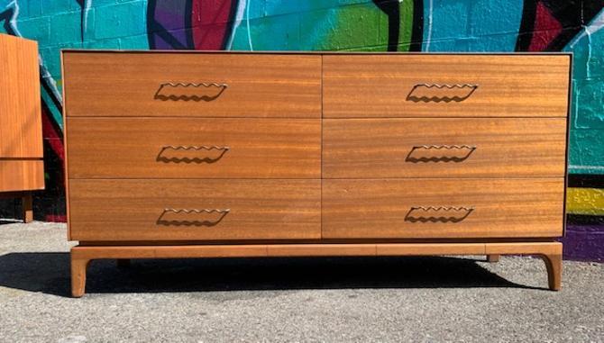 Mid Century Dresser By John Keal For Brown N Saltman