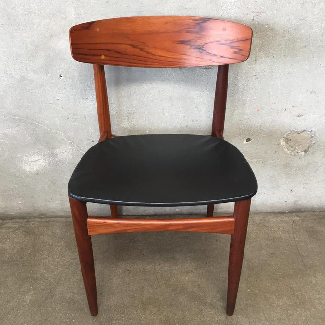 Vintage Mid Century Danish Chair by Bramin