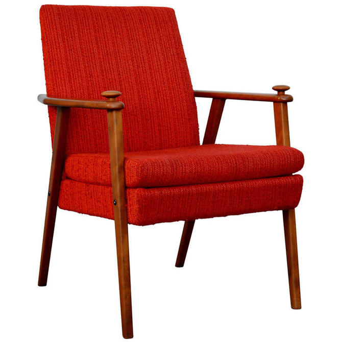 Swedish Mid Century Modern Side Chair