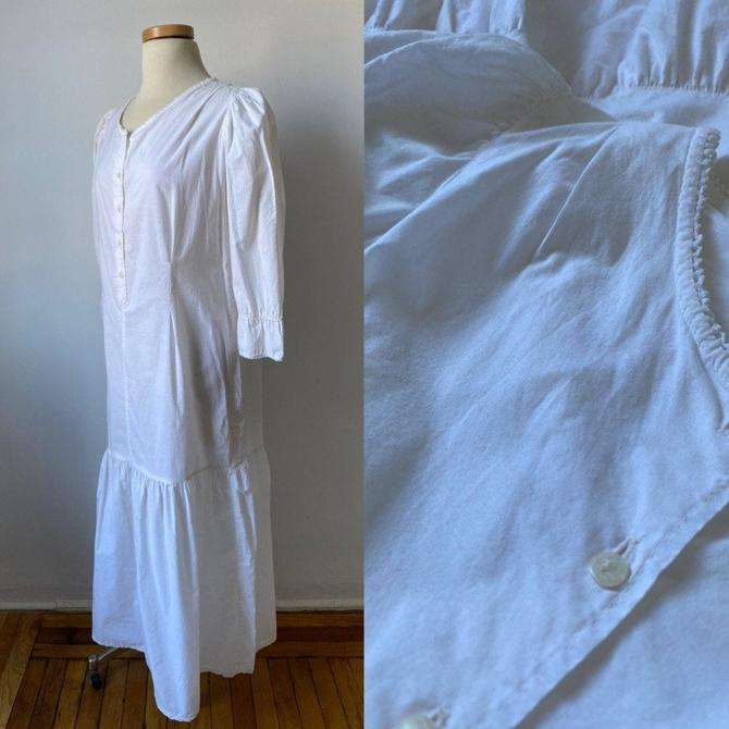 1980s Cottagecore Dress by DiscoLaundryVintage