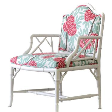 Caitlin faux bamboo chair by WildChairy