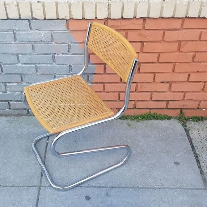 A Comfortable Mod Dining Chair, $47