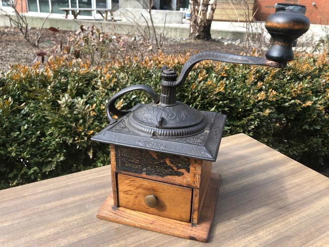 Antique Imperial 705 Coffee Mill
