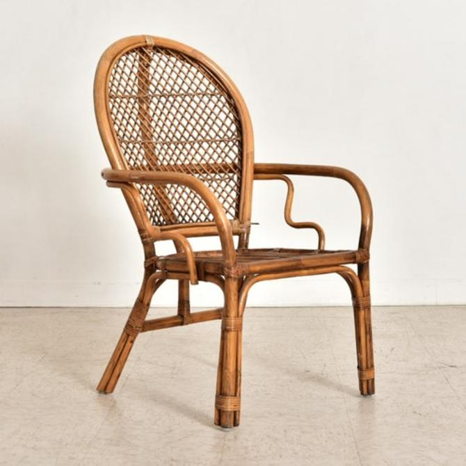 Outdoor French Patio Chair