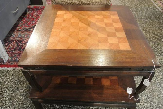Checkerboard Tables. $110/each