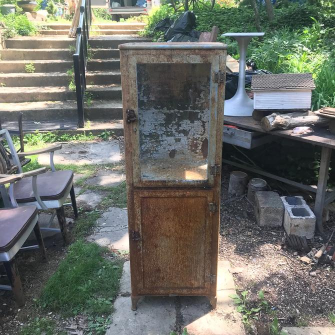 Prime Vintage Victorian Cast Iron Apothecary Cabinet 20Th Antique Medical By Brainwashington Interior Design Ideas Grebswwsoteloinfo