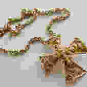 Accessocraft NYC Large Maltese Cross  on Heavy Chain by LegendaryBeast
