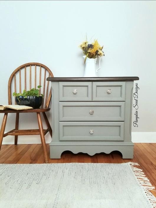 3-Drawer Accent Chest (Sacred Sage)