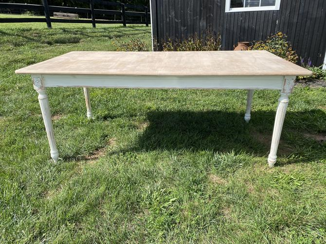 French-Country Dining Table