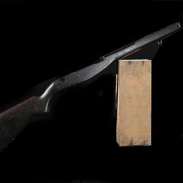 M-14 Rifle Stock