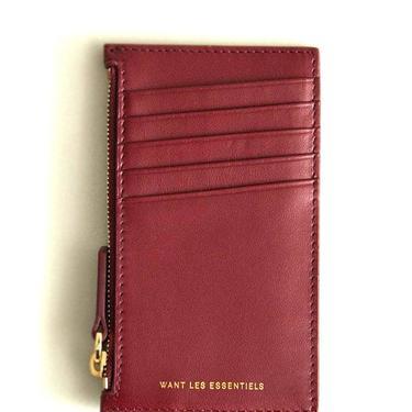 Adana Zipped Cardholder