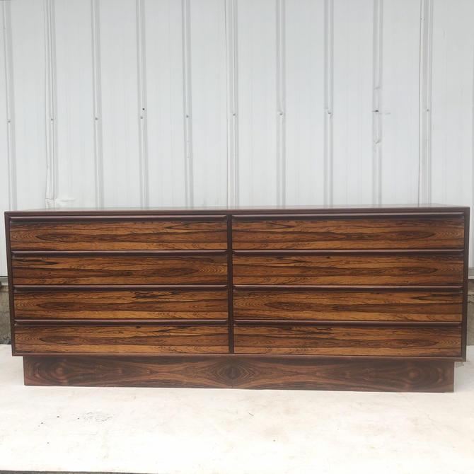 Mid-Century Rosewood Bedroom Dresser by secondhandstory