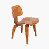 Eames DCW Chair Herman Miller Molded Plywood Chair by HearthsideHome