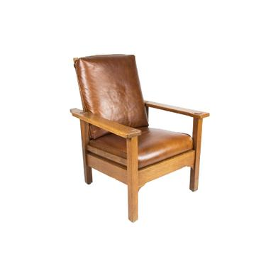 Stickley Brothers Morris Chair Recliner