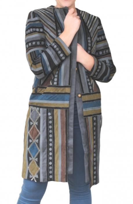 """Aryam"" Coat"