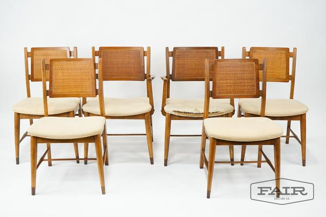 Set of 6 Liberty Chair Co. Dining Chairs