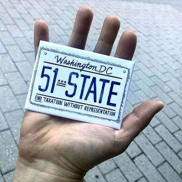 51st State Magnet