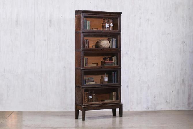 Globe-Wernicke Co. Barrister Bookshelf