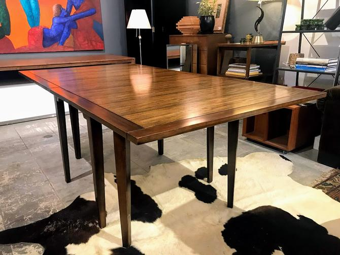 Mid-Century Milo Baughman for Drexel Perspective Dining Table